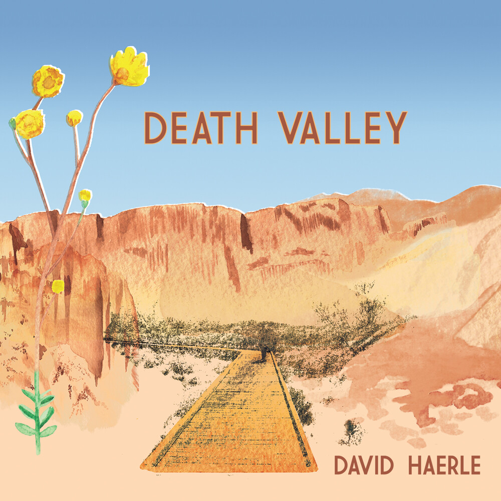 David Haerle - Death Valley