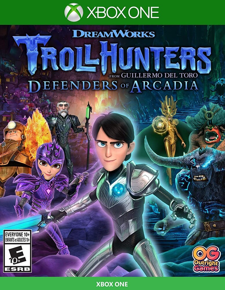 - Trollhunters Defenders of Arcadia for Xbox One