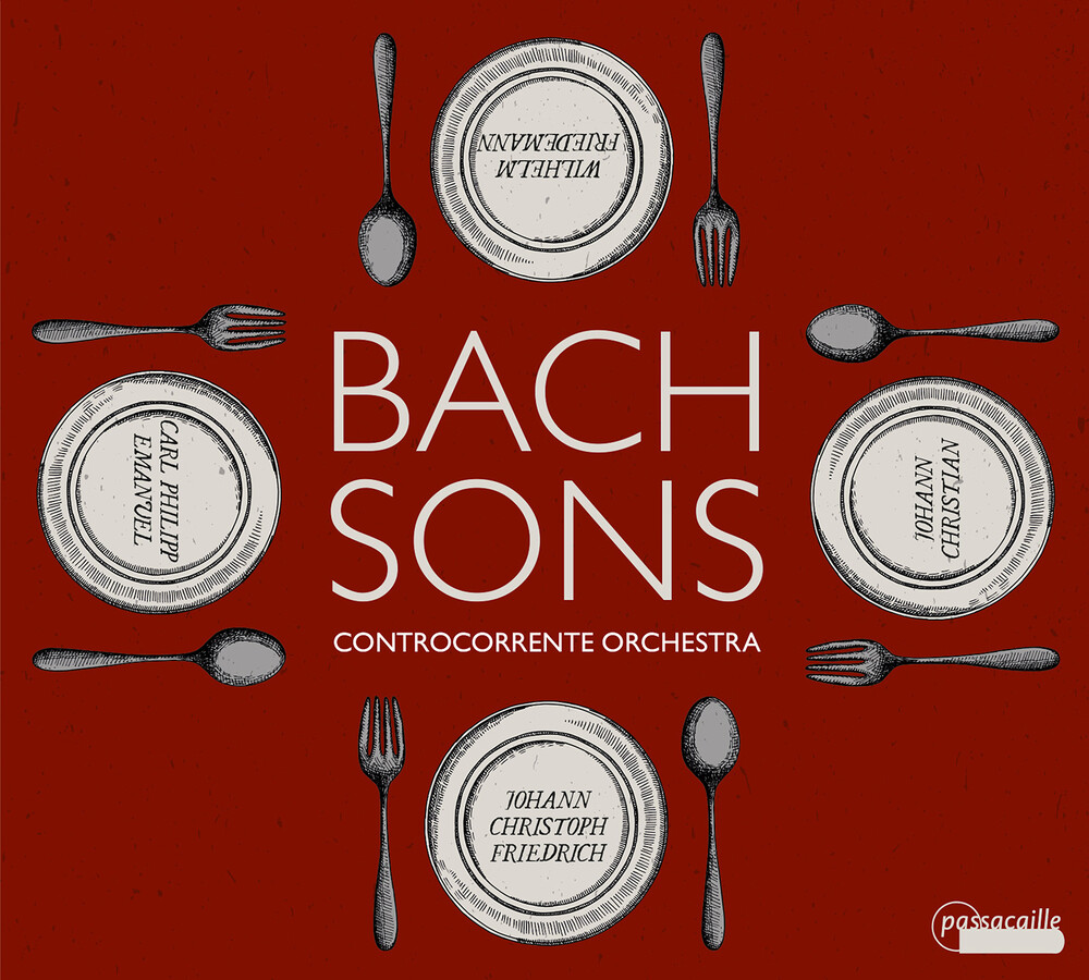 Bach Sons / Various - Bach Sons / Various