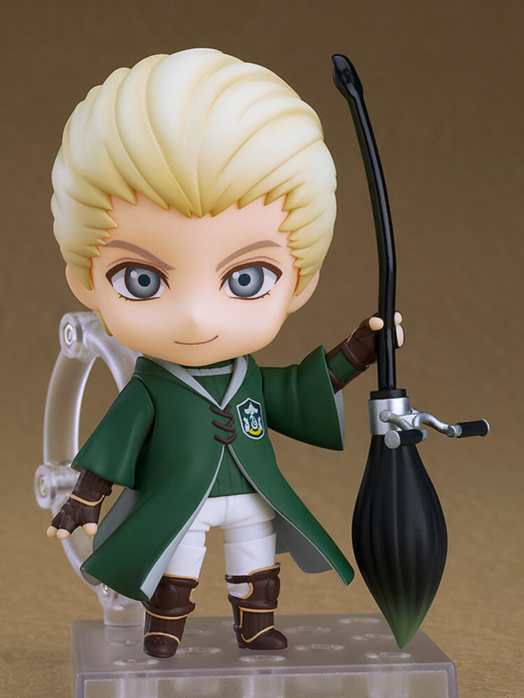 - Good Smile Company - Harry Potter - Nendoroid Draco Malfoy: Quidditch Version