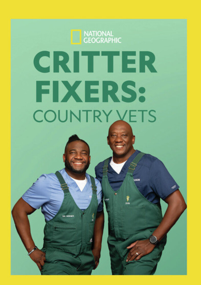 Critter Fixers: County Vets - Critter Fixers: County Vets (2pc) / (Mod 2pk Ac3)