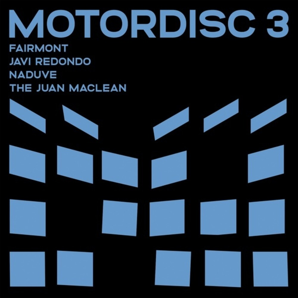 Motordisc 3 / Various - Motordisc 3 (Various Artists)