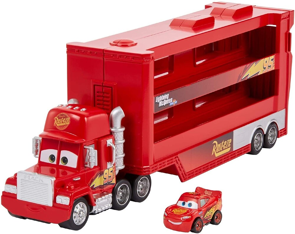- Mattel - Cars: Mini Racers, Mack (Disney/Pixar)