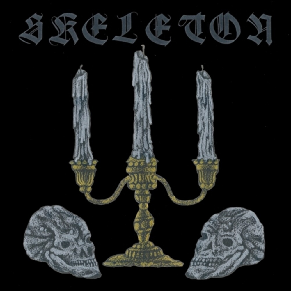 Skeleton - Skeleton [Colored Vinyl]