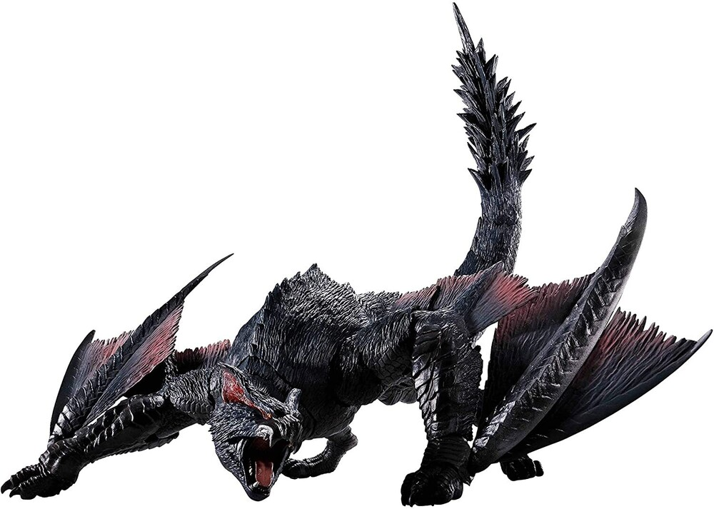 Tamashii Nations - Monster Hunter: Nargacuga - Bandai Tamashii Nations S.H. MonsterArts