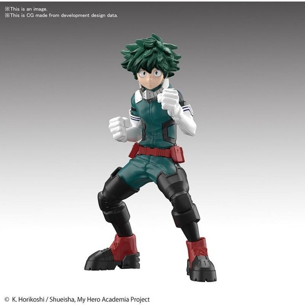 Bandai Hobby - Bandai Hobby - My Hero Academia - Izuku Midoriya, Bandai Spirits EntryGrade