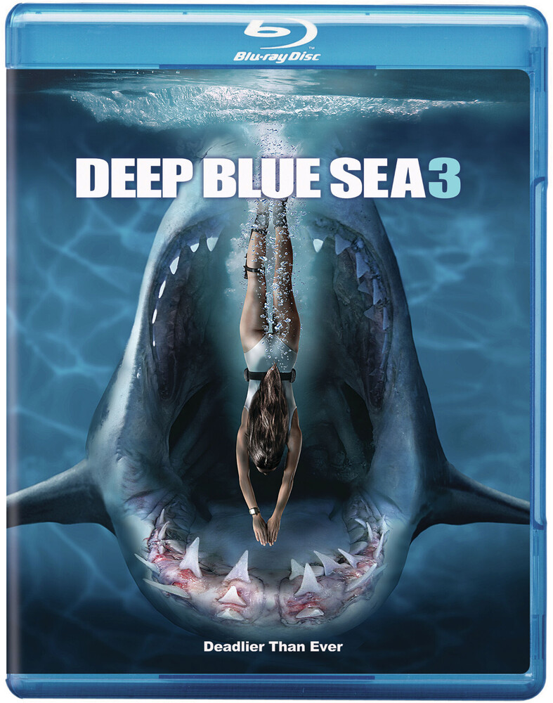 Deep Blue Sea 3 - Deep Blue Sea 3 (2pc) (W/Dvd) / (2pk Digc)