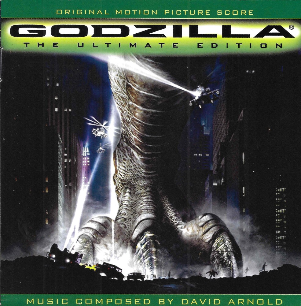 David Arnold - Godzilla: Original Motion Picture Soundtrack