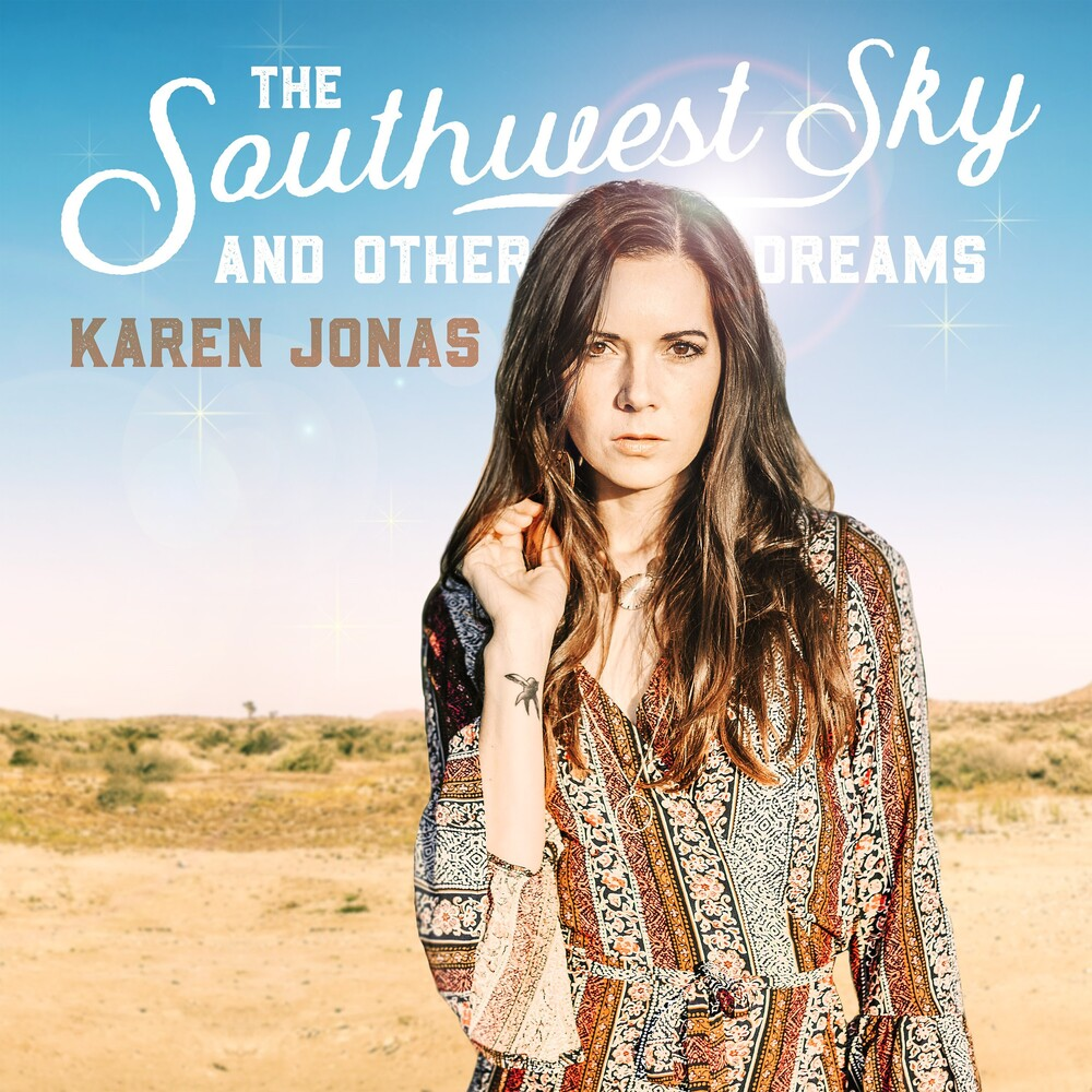 Karen Jonas - The Southwest Sky And Other Dreams [LP]