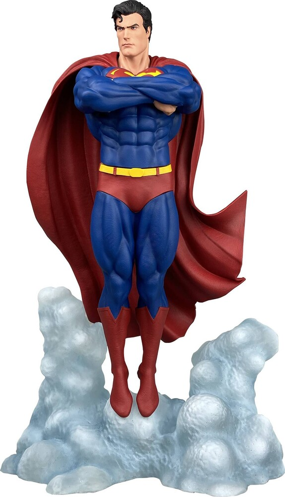 Diamond Select - Diamond Select - DC Gallery Superman Ascendant PVC Statue