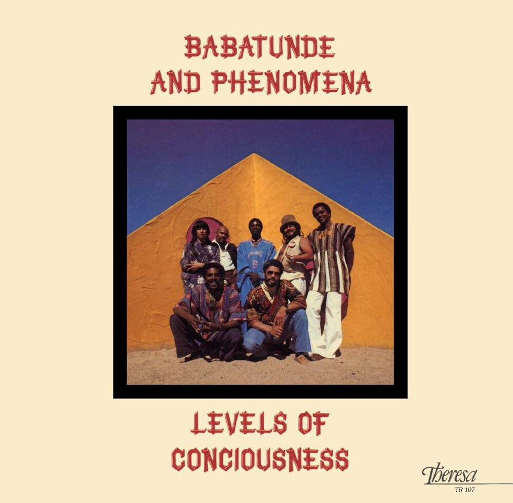 Babatunde & Phenomena - Levels Of Consciousness [180 Gram] [Remastered]