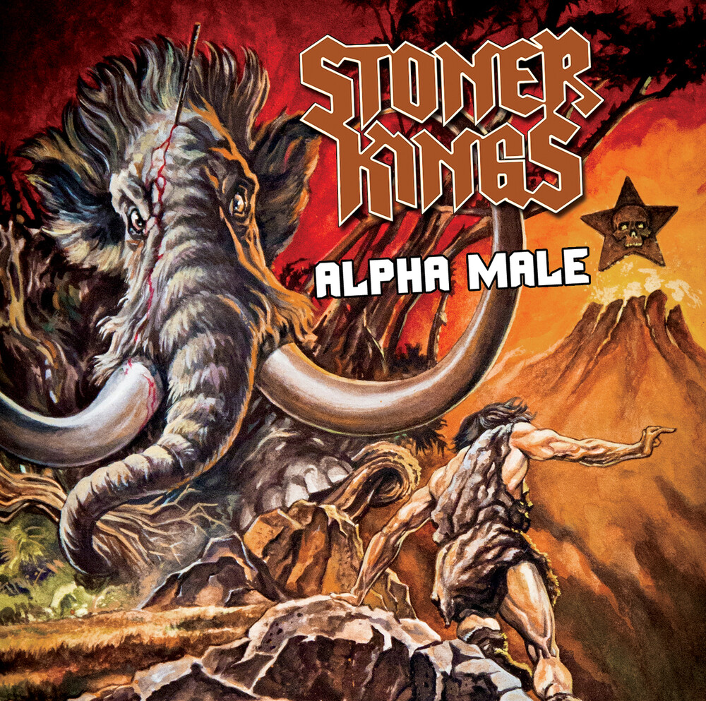 Stoner King - Alpha Male