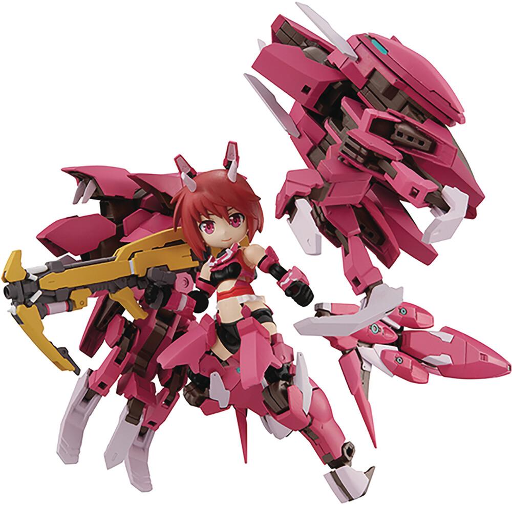 Megahouse - MegaHouse - Desktop Army Alice Gear Aegis Rin Himukai Figure