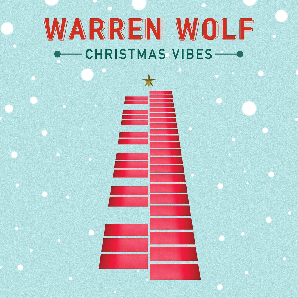 Warren Wolf - Christmas Vibes