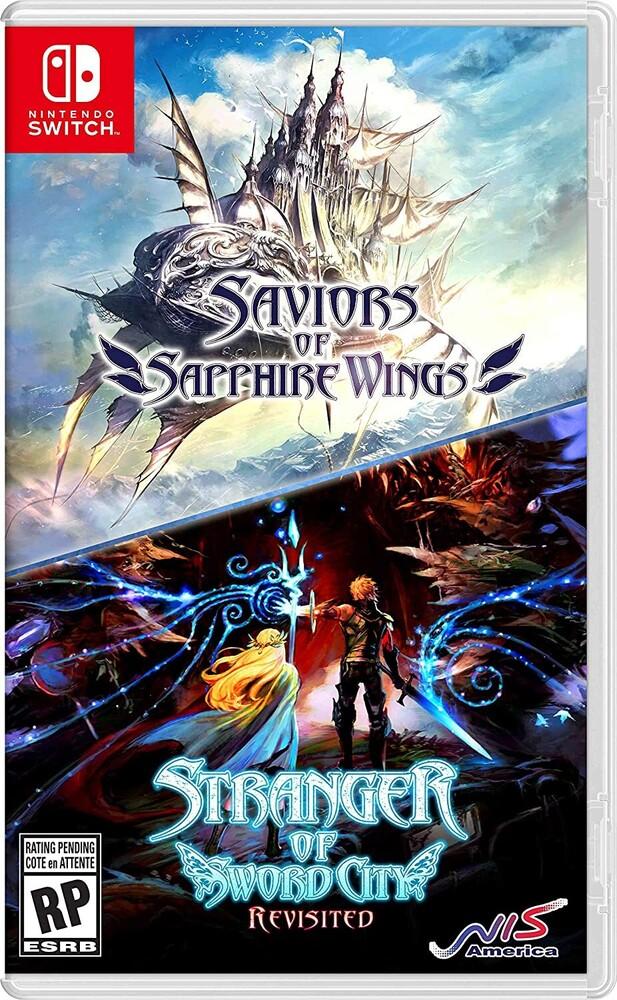 Swi Saviors of Sapphire Wings/Stranger of Sword - Swi Saviors Of Sapphire Wings/Stranger Of Sword