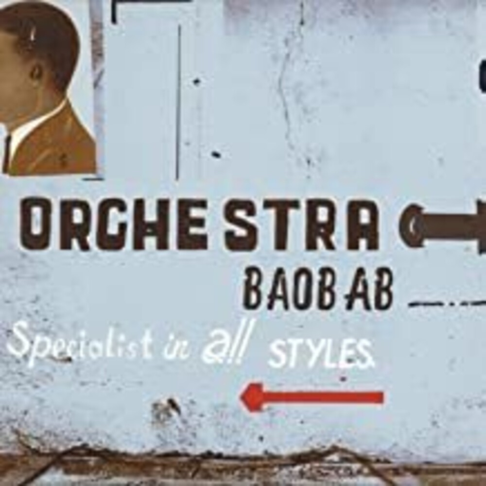 Orchestra Baobab - Specialist In All Styles (Uk)
