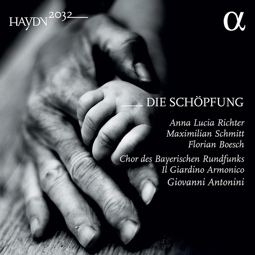 Haydn / Richter / Schmitt - Die Schopfung (2pk)