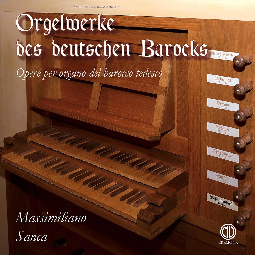 Orgelwerke Deutschen Barocks / Various - Orgelwerke Deutschen Barocks / Various