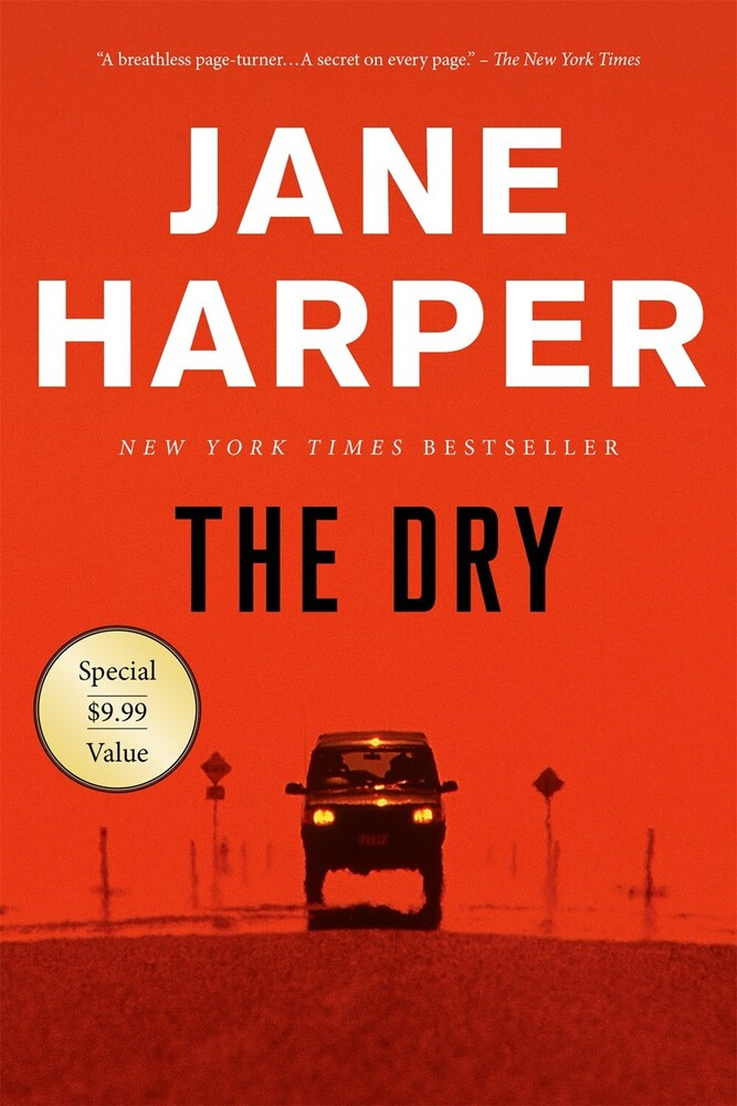 Harper, Jane - Dry: A Novel