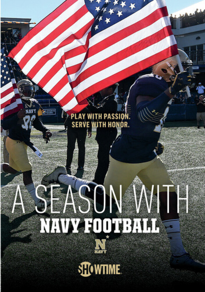 - Season With Navy Football: Season 3 (3pc) / (Mod)