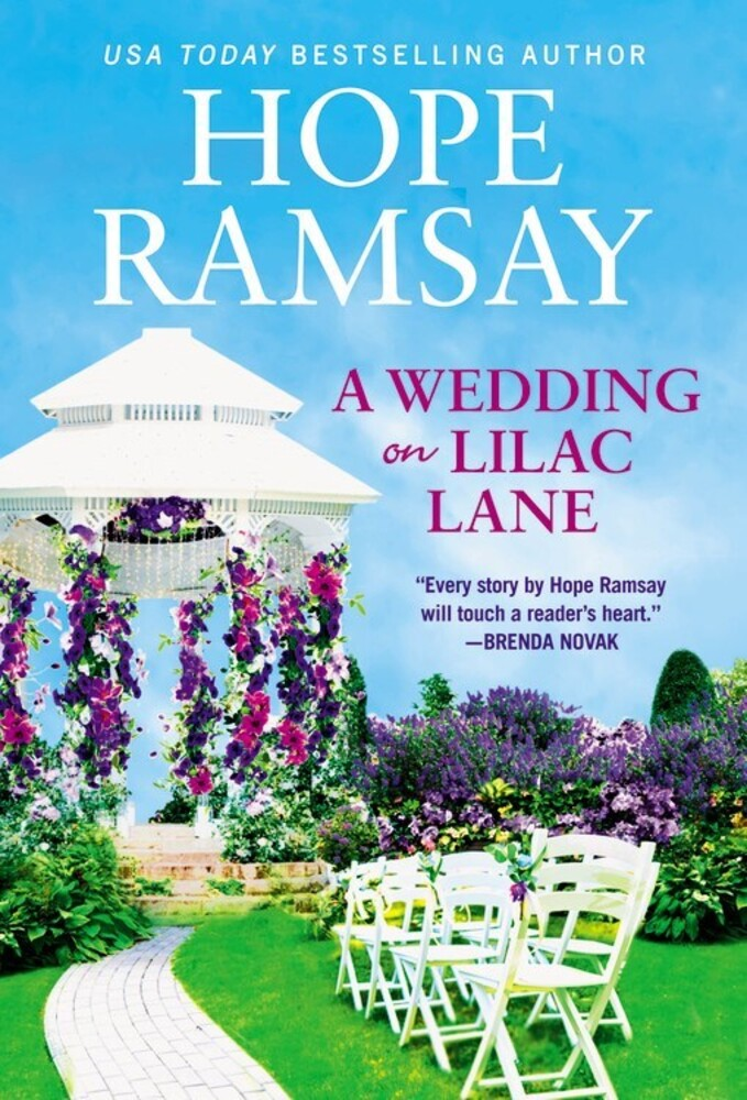 - A Wedding on Lilac Lane: A Moonlight Bay Novel