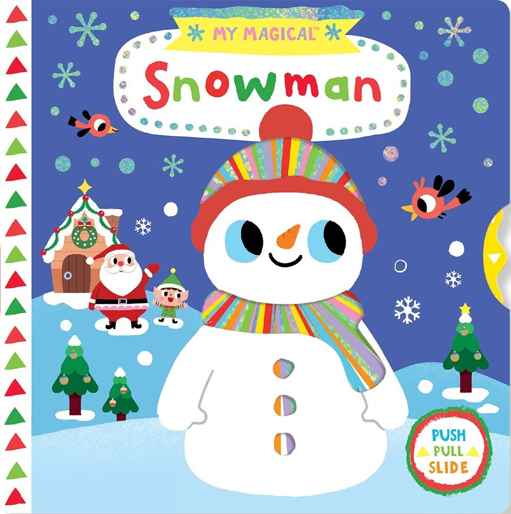 - My Magical Snowman