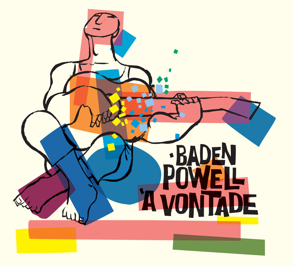 Baden Powell - Vontade / Swings With Jimmy Pratt [Limited Digipak]