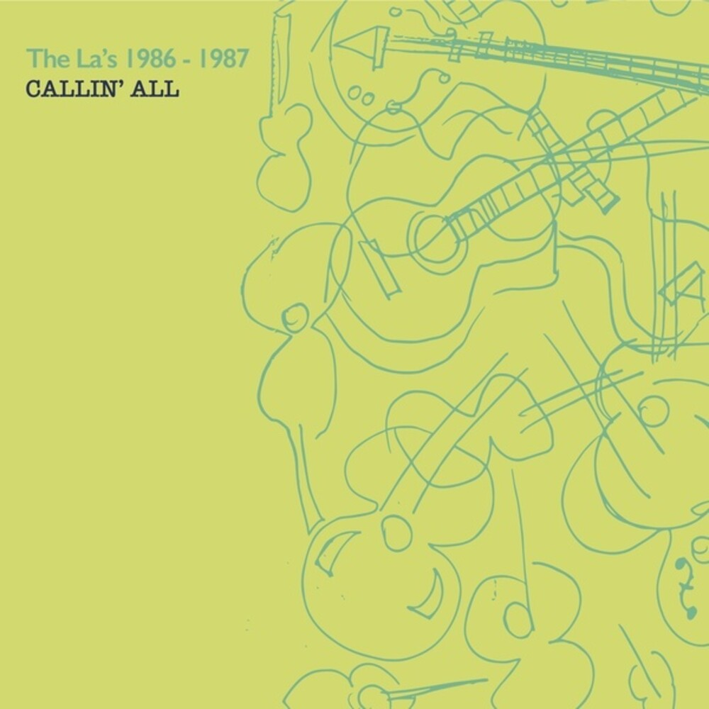 LAS - 1986-1987: Callin All (Aus)