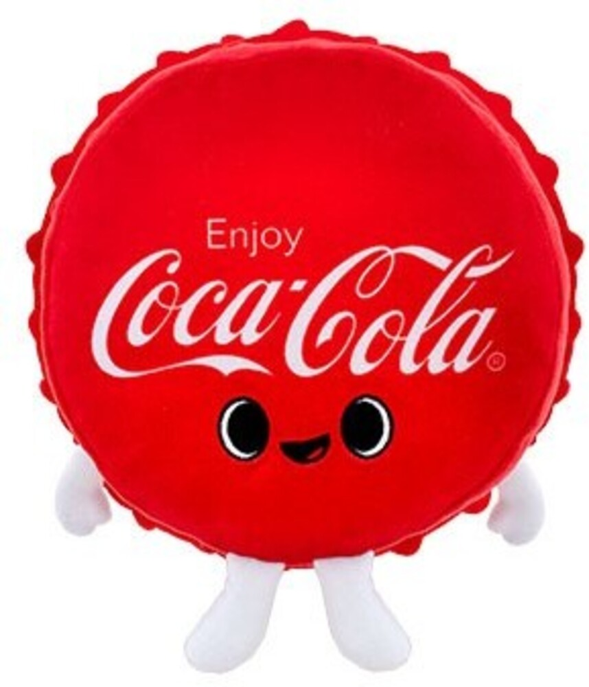 Funko Plush: - FUNKO PLUSH: Coke- Coca-Cola Bottle Cap