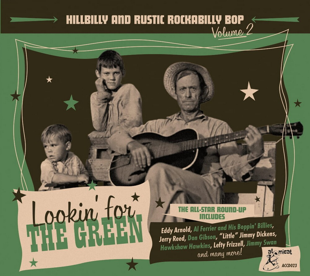 Hillbilly And Rustic Rockabilly Bop 2 / Various - Hillbilly And Rustic Rockabilly Bop 2 / Various