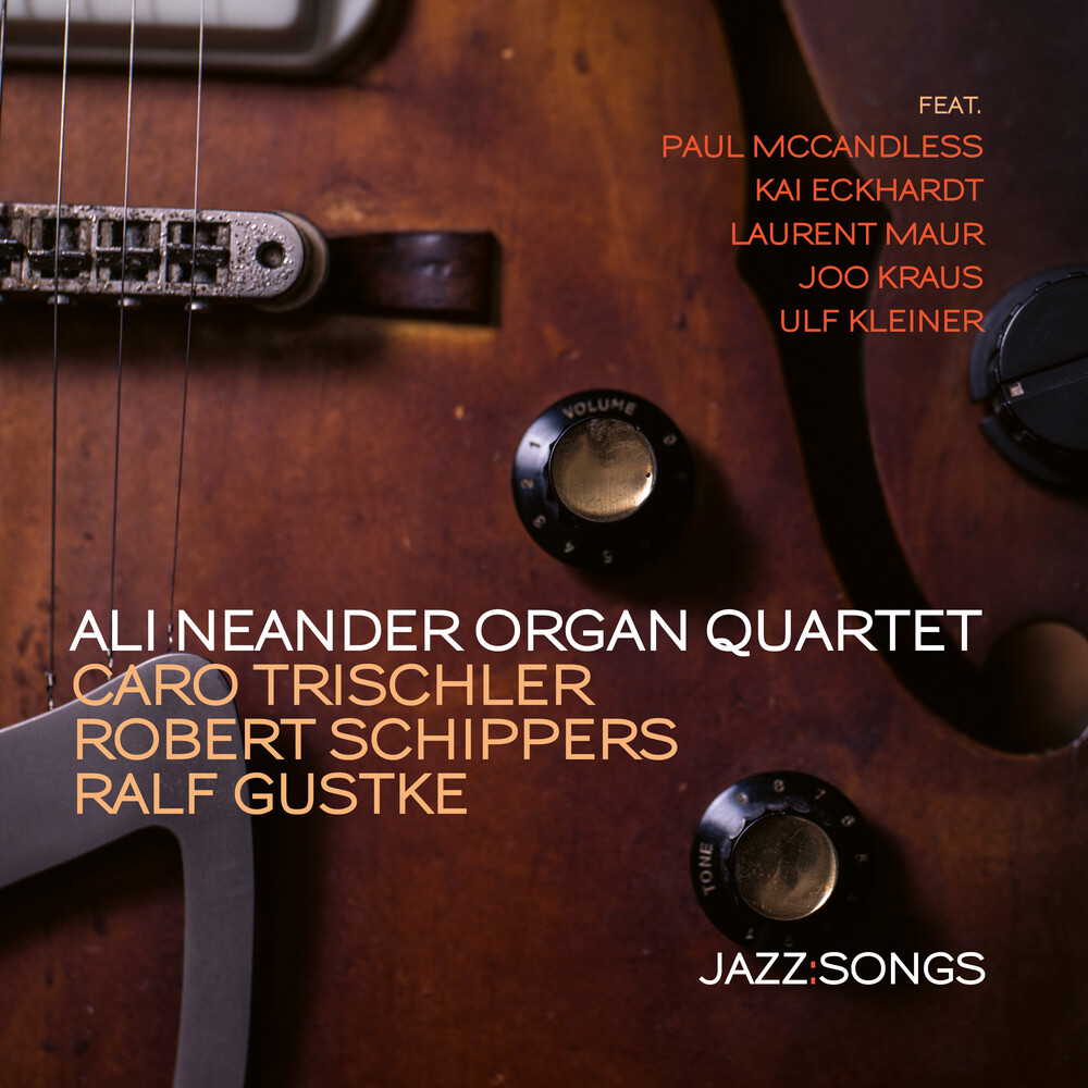 Ali Neander Organ Quartet - Jazz:songs