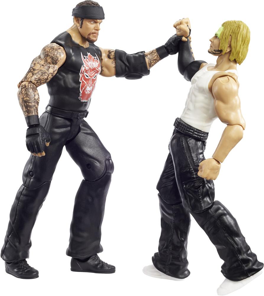 WWE - Mattel Collectible - WWE Basic Battle Pack: Undertaker & Jeff Hardy