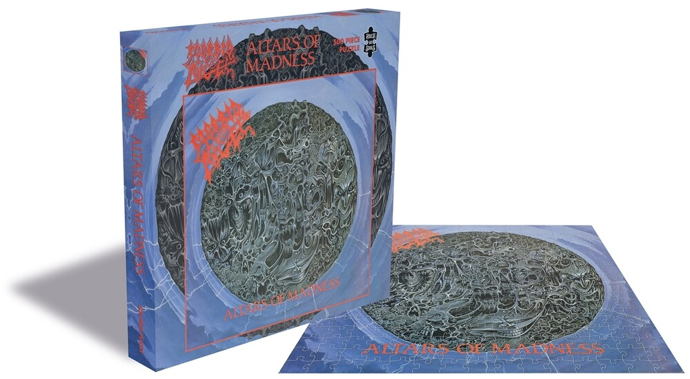 Morbid Angel Altars of Madness (500 Piece Puzzle) - Morbid Angel Altars Of Madness (500 Piece Jigsaw Puzzle)