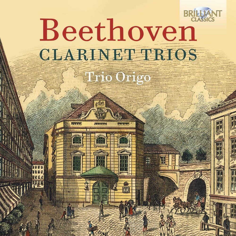 Beethoven / Trio Origo - Clarinet Trios