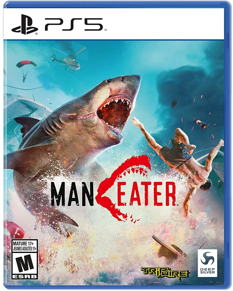 - Maneater for PlayStation 5