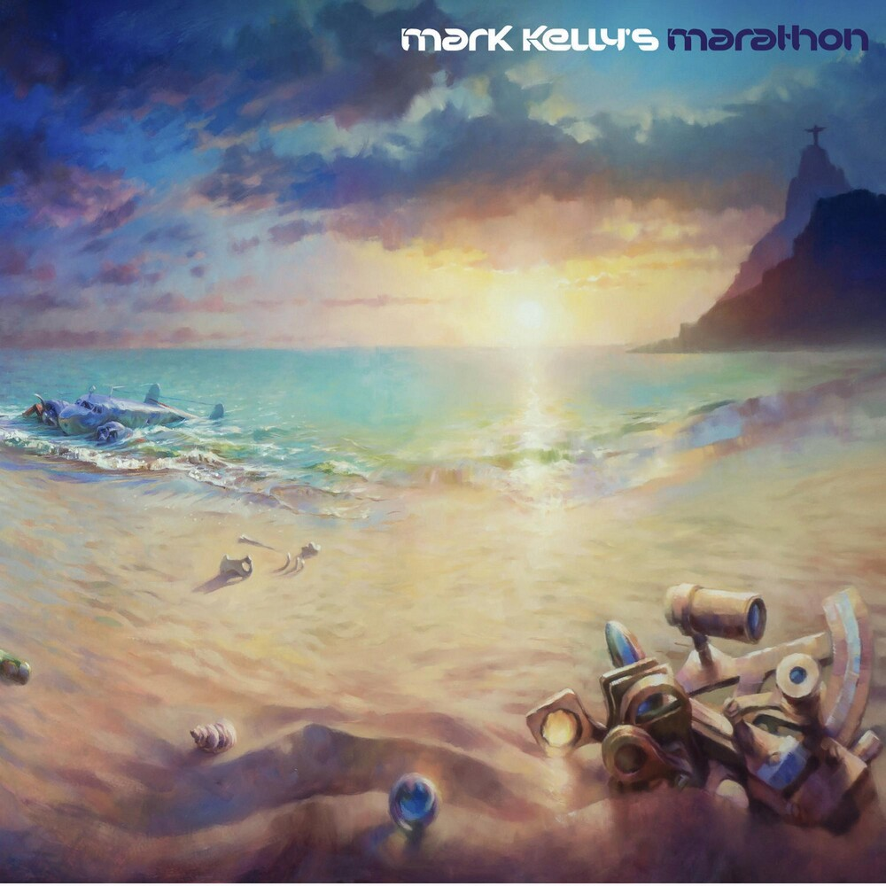 Marathon - Mark Kelly's Marathon