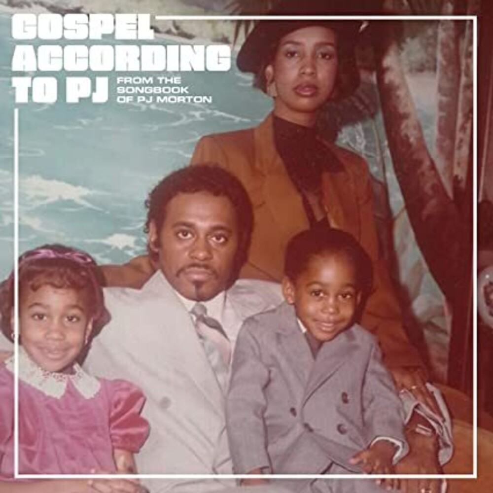 PJ Morton - Gospel According To Pj