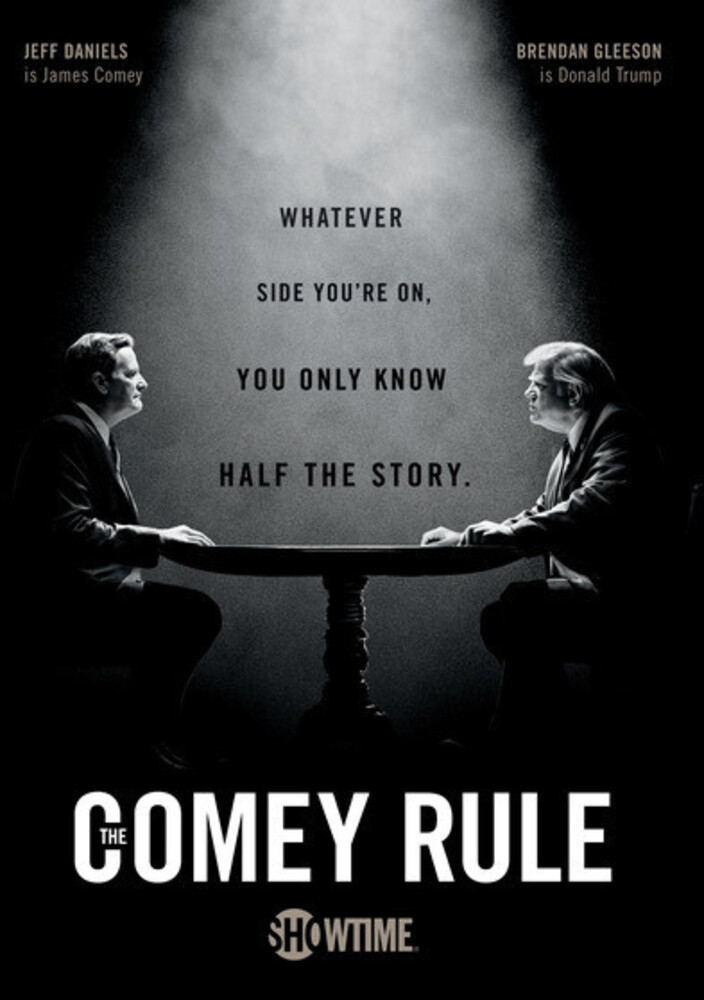 Comey Rule - The Comey Rule