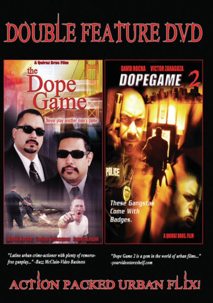 - Dope Game Double Feature