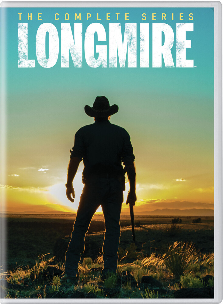Longmire: Complete Series - Longmire: The Complete Series