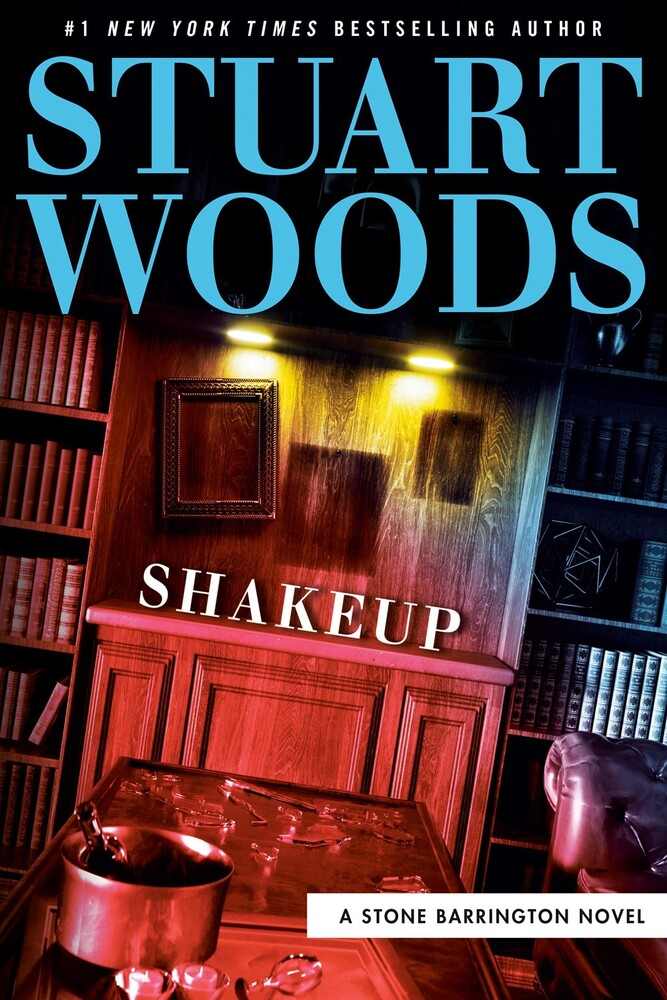 Woods, Stuart - Shakeup: A Stone Barrington Novel