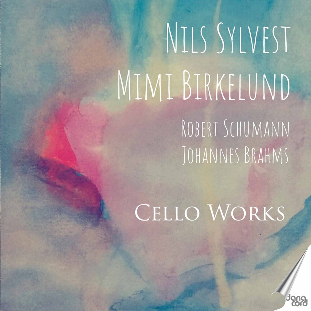 Brahms / Sylvest / Birkelund - Cello Works