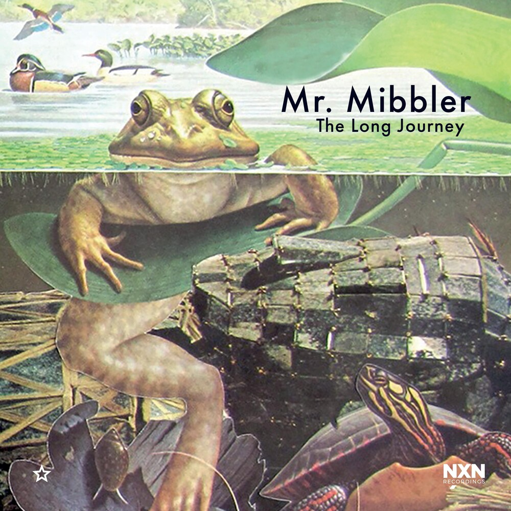 Ersford / Mr Mibbler - Long Journey