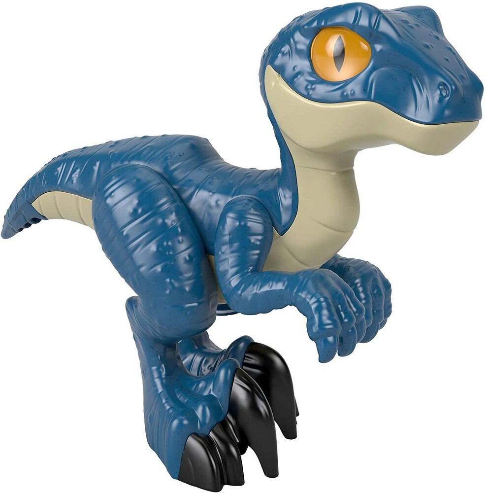 Imaginext Jurassic World - Fisher Price - Imaginext Jurassic World 3 Raptor