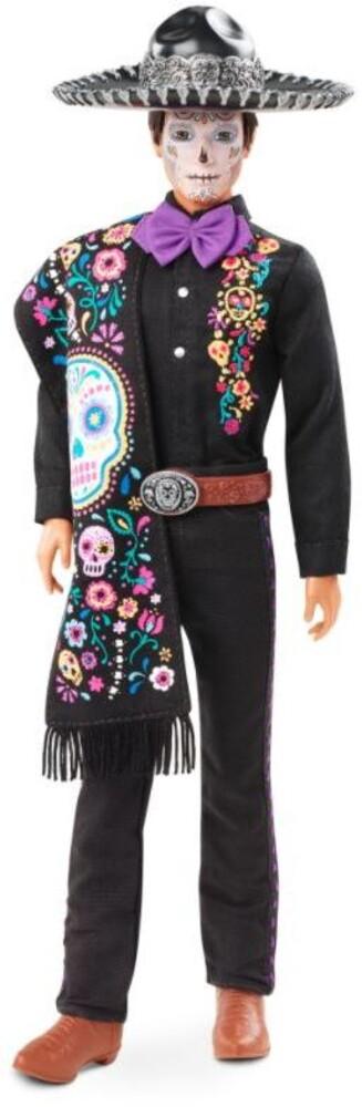 Barbie - Mattel - Barbie Dia de Muertos Ken, 2021