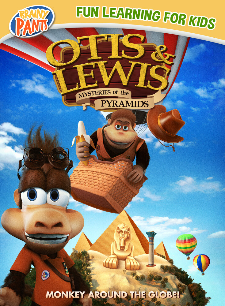 Otis & Lewis: Mysteries of the Pyramids - Otis And Lewis: Mysteries Of The Pyramids