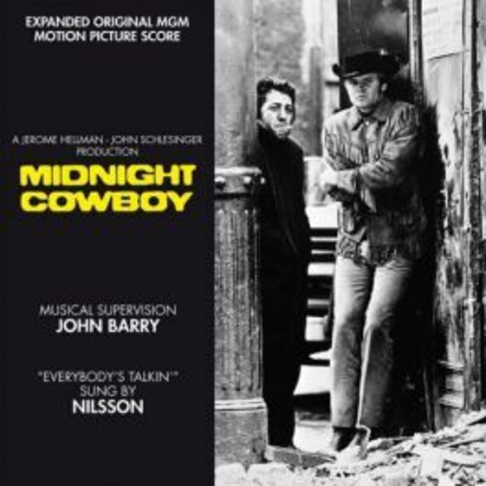 John Barry - Midnight Cowboy (Original Soundtrack) [Expanded Edition]