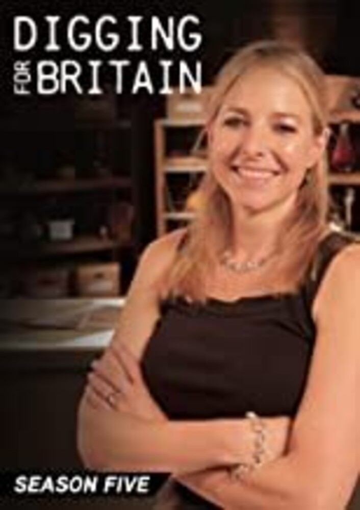 Digging for Britain: Season 5 - Digging For Britain: Season 5