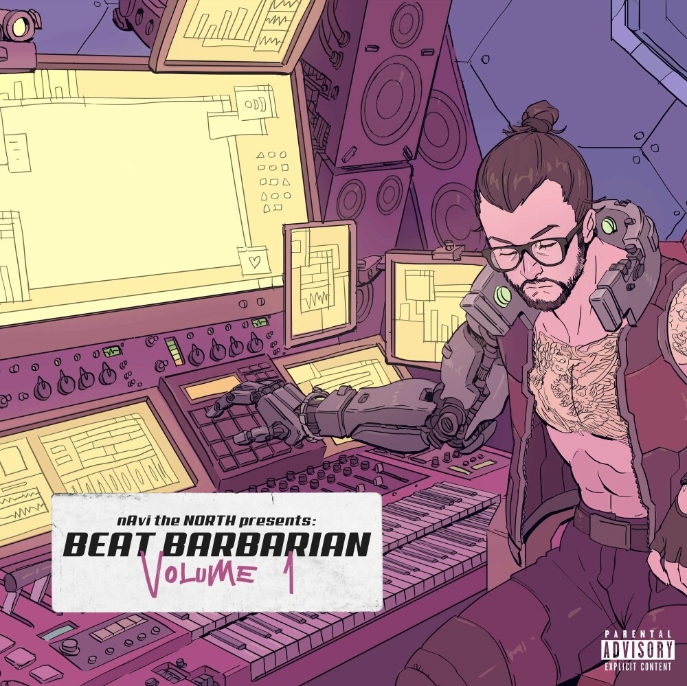Navi the North - Beat Barbarian Vol. 1