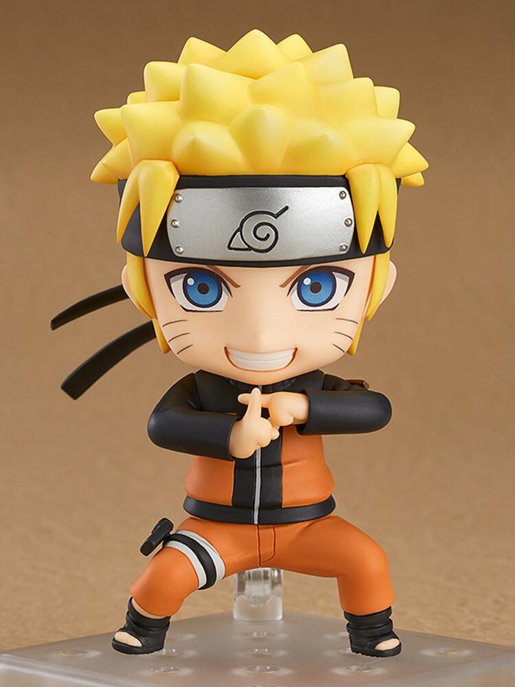 Good Smile Company - Good Smile Company - Naruto Shippuden - Nendoroid Naruto Uzumaki